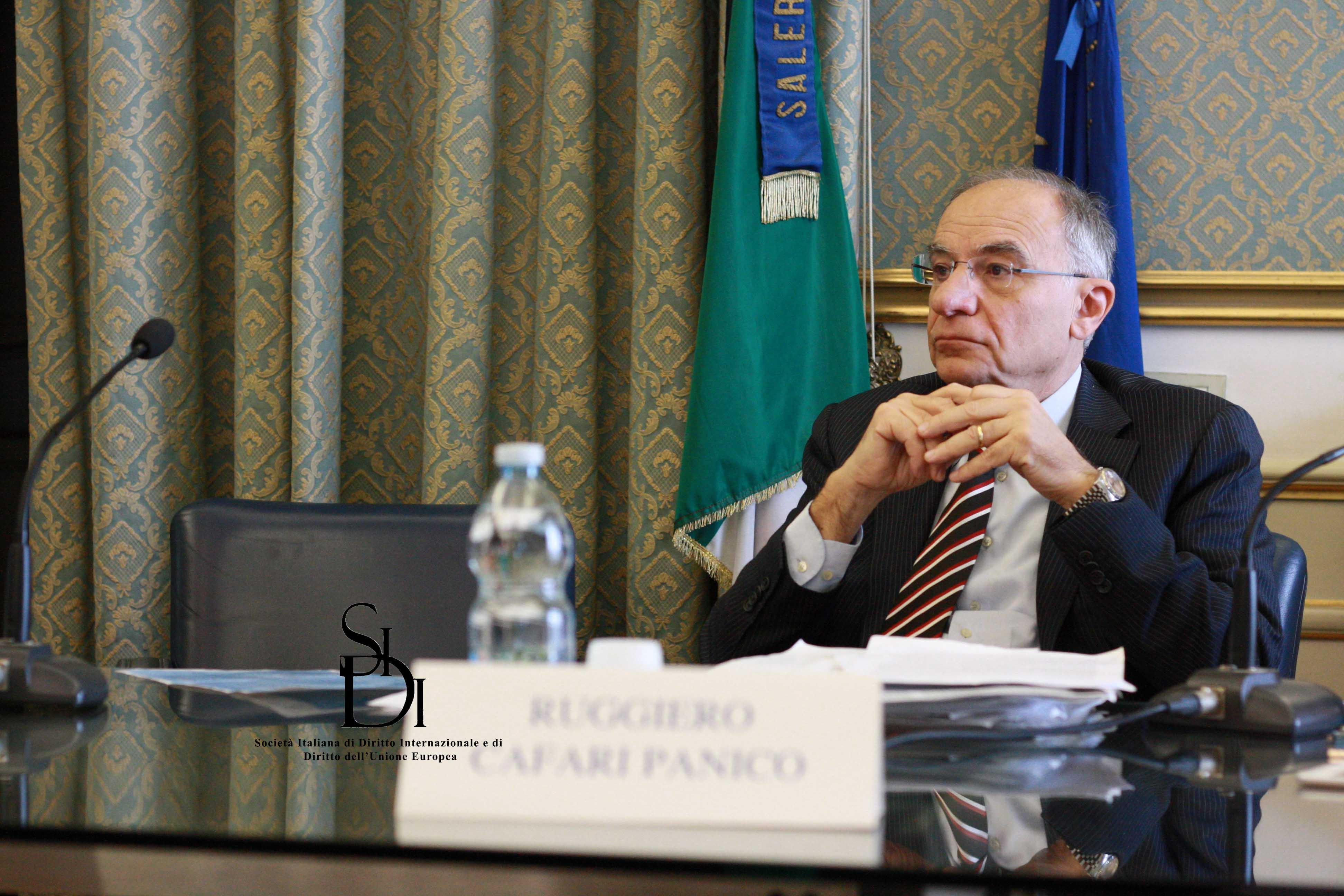 Prof. R. Cafari Panico - Università statale di Milano