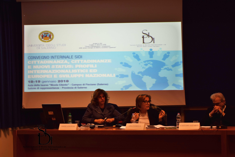 Prof. L. Panella - La cittadinanza nella giurisprudenza della Corte europea dei diritti dell'uomo