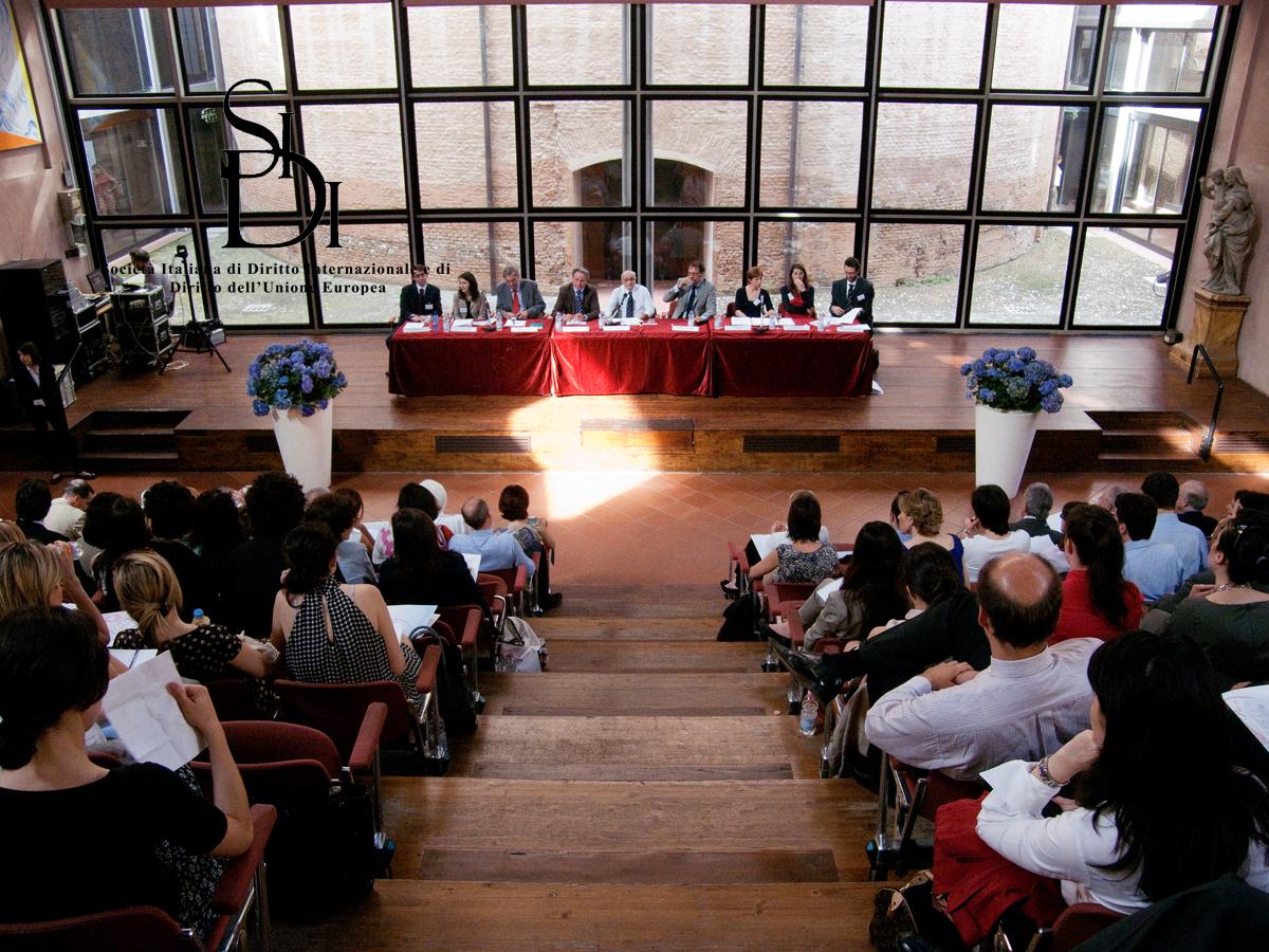 XV Convegno annuale SIDI 10 -11 giugno 2010